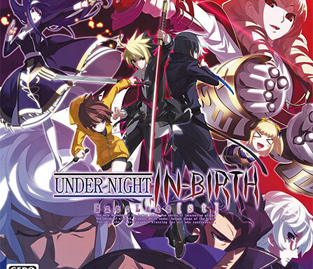 UNDER NIGHT IN-BIRTH EXE:LATE[ST] + ALL DLCS & OST