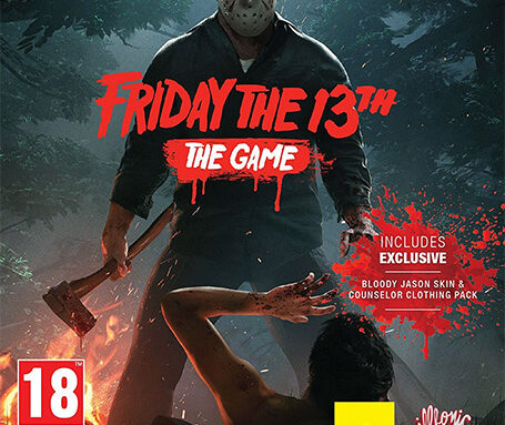 FRIDAY THE 13TH: THE GAME – VB11030 + 7 DLCS