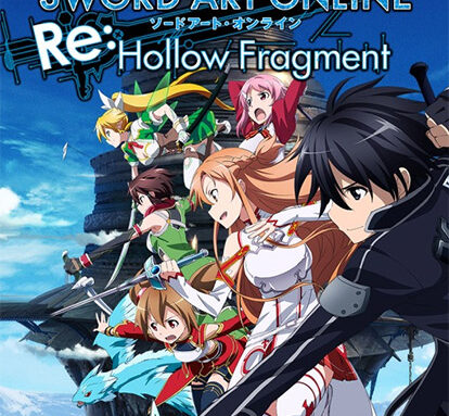 SWORD ART ONLINE RE: HOLLOW FRAGMENT + MULTIPLAYER