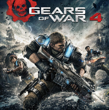 GEARS OF WAR 4 + MULTIPLAYER WITH BOTS