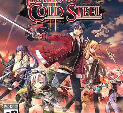 THE LEGEND OF HEROES: TRAILS OF COLD STEEL 2 + 13 DLCS