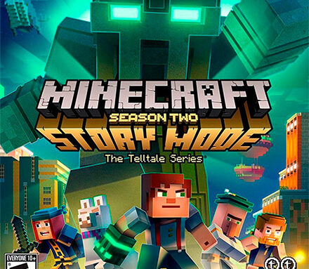 MINECRAFT: STORY MODE – SEASON 2: THE TELLTALE SERIES – ALL EPISODES (1-5)