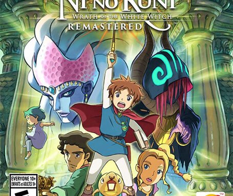 NI NO KUNI: WRATH OF THE WHITE WITCH – REMASTERED
