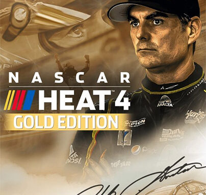 NASCAR HEAT 4: GOLD EDITION + 5 DLCS