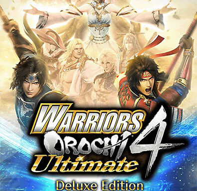 WARRIORS OROCHI 4: ULTIMATE DELUXE EDITION – V1.0.0.7 + 70 DLCS