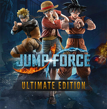 JUMP FORCE: ULTIMATE EDITION – V2.00 + ALL DLCS