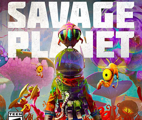 JOURNEY TO THE SAVAGE PLANET + MULTIPLAYER