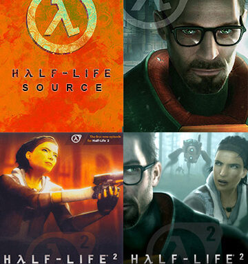 HALF-LIFE: SOURCE QUADRILOGY – V09.26.2019 + 4 OSTS