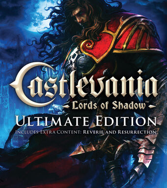 CASTLEVANIA: LORDS OF SHADOW – ULTIMATE EDITION – V1.0.2.9/UPDATE 2 + ALL DLCS