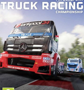 FIA EUROPEAN TRUCK RACING CHAMPIONSHIP + DLC + MULTIPLAYER