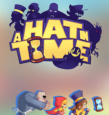A HAT IN TIME: ULTIMATE EDITION – BUILD 3835273 + ALL DLCS