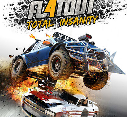 FLATOUT 4: TOTAL INSANITY + FREE MULTIPLAYER