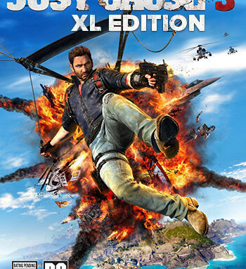 JUST CAUSE 3: XL EDITION – V1.05 + ALL DLCS