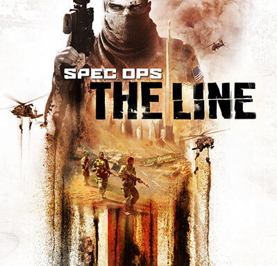SPEC OPS: THE LINE + 2 DLC + MULTIPLAYER