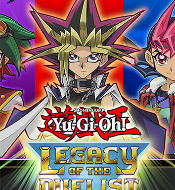 YU-GI-OH! LEGACY OF THE DUELIST + 18 DLCS + MULTIPLAYER