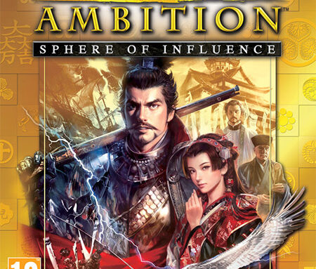 NOBUNAGA'S AMBITION: SPHERE OF INFLUENCE – ASCENSION + 9 DLCS