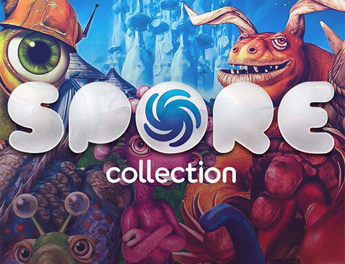 SPORE COLLECTION – GOG DRM-FREE