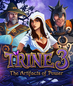 TRINE 3: THE ARTIFACTS OF POWER V1.11