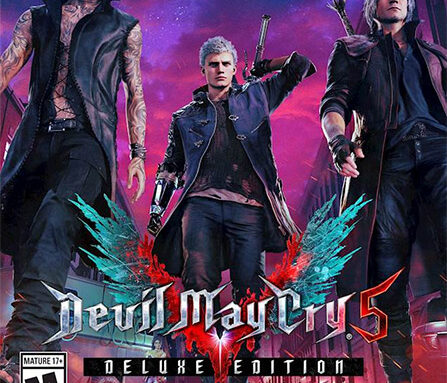 DEVIL MAY CRY 5: DELUXE EDITION – V12152020/5962864 + 31 DLCS