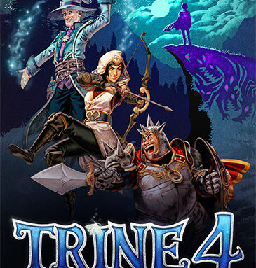 TRINE 4: THE NIGHTMARE PRINCE – V1.0.0 (BUILD 8549)/UPDATE 10 + 2 DLCS + MULTIPLAYER