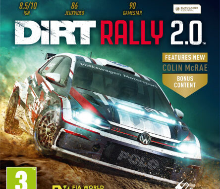DIRT RALLY 2.0: GAME OF THE YEAR EDITION – V1.16 + ALL DLCS