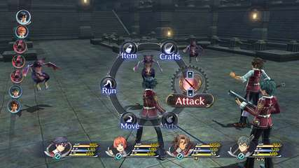 THE LEGEND OF HEROES: TRAILS OF COLD STEEL + 18 DLCS