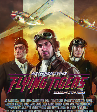 FLYING TIGERS: SHADOWS OVER CHINA – DIGITAL DELUXE EDITION