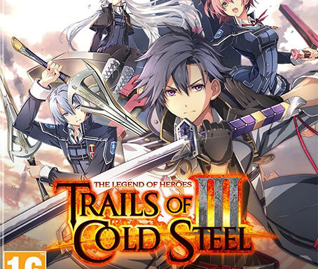 THE LEGEND OF HEROES: TRAILS OF COLD STEEL III – V1.05 + 57 DLCS