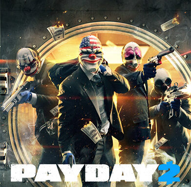 PAYDAY 2 – V1.95.895/UPDATE 199.5.1 + 102 DLCS