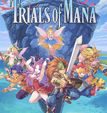 TRIALS OF MANA + DLC + WALLPAPERS