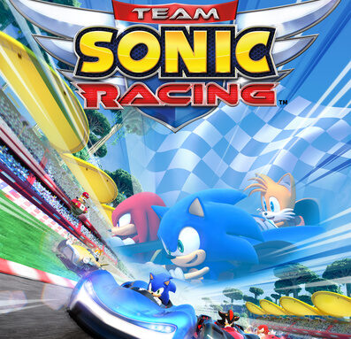 TEAM SONIC RACING + MULTIPLAYER