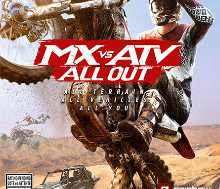 MX VS. ATV ALL OUT – V2.9.6 HOTFIX + 37 DLCS