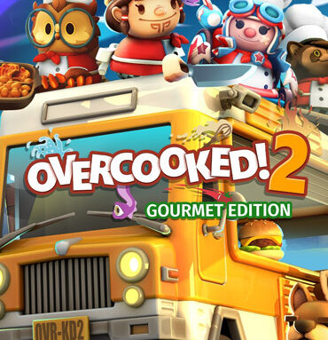 OVERCOOKED! 2: GOURMET EDITION + ALL DLCS