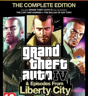 GRAND THEFT AUTO IV: THE COMPLETE EDITION – V1.2.0.43 + RADIO DOWNGRADER + VANILLA FIXES MODPACK V1.6.2 + WRAPPERS